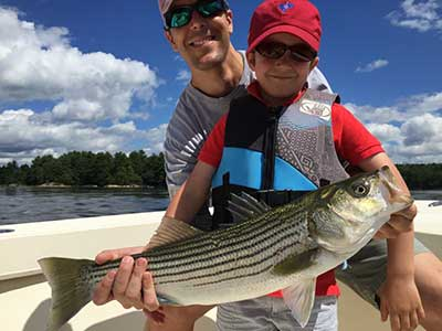 Kennebec River Fishing Guide